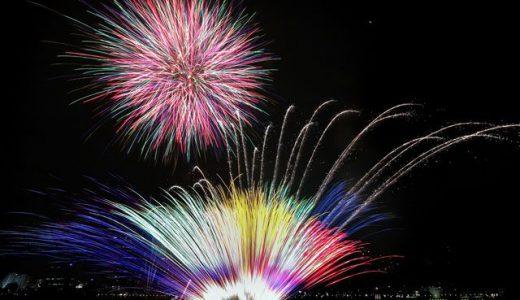 花火大会2018!関西で7月16日開催の花火日程・アクセス(兵庫,和歌山)