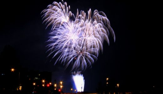 真岡市夏祭り大花火大会2018の日程,アクセス,穴場,場所取り,屋台まとめ