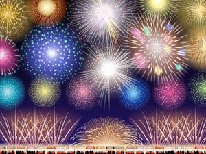 花火大会2018!千葉で8月3日・8月4日開催の花火まとめ