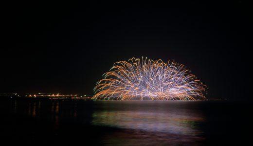 浜まつり花火大会2018(大網白里市中央海水浴場)日程・アクセス・穴場