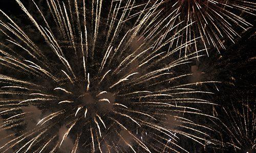 たたら祭り花火大会2018の日程,時間,アクセス,穴場,混雑,屋台は?