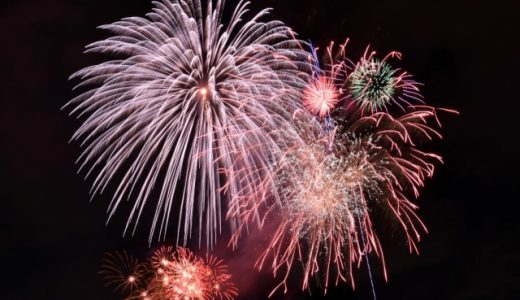 ふるさと龍宮まつり海上花火大会2018の日程,時間,アクセス,混雑,穴場は?