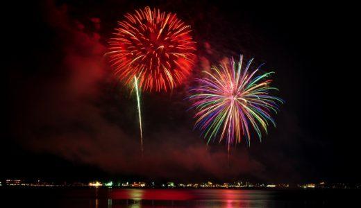 夏季熱海海上花火大会2018の日程,時間,アクセス,混雑,穴場,ホテル,駐車場は?