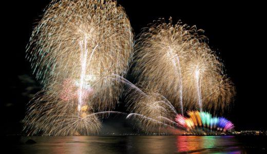 熊谷花火大会2018アクセス,駐車場,プログラム,穴場,屋台,場所取りは?