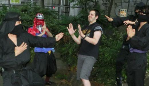 ハロウィン仮装! 手作りで忍者コスプレをする方法