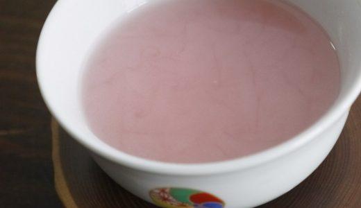 紅い甘酒(赤い甘酒)のコレステロールや高血圧への効果&レシピ