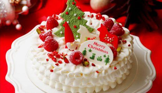 クリスマスケーキ予約必須!長野の人気クリスマスケーキ5選