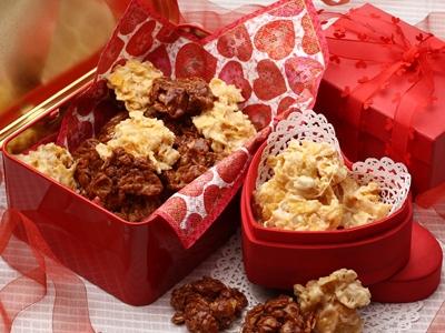 バレンタインチョコ手作り!簡単で大量に作る友チョコ向けレシピ