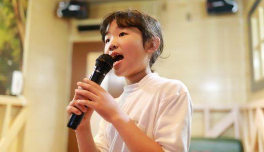 加藤礼愛(カラオケバトル)がいかに凄いか解説!母親・弟も歌手?