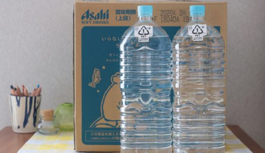ラベルレスボトルの水を紹介!販売店・価格・ラベルレスの理由は?