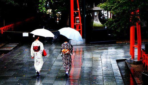 雨の日に女子におすすめ!お出かけスポット【関西・京都編】