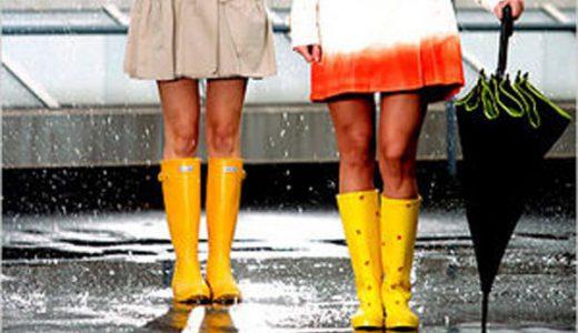 雨の日の靴選びどうする?人気のレディースレインブーツ3選