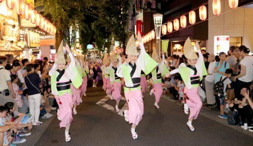 神楽坂祭り(神楽坂ほおずき市)日程・見どころ・屋台は?